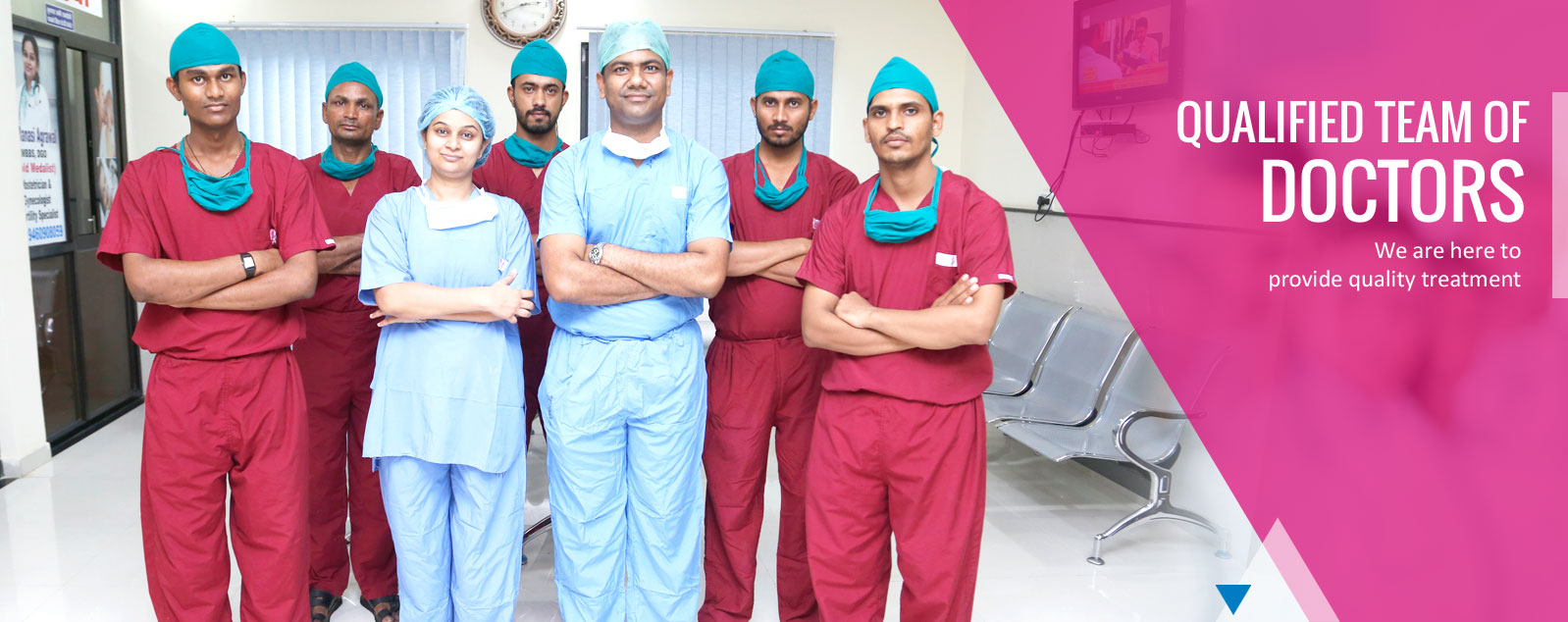 Best Joint Replacement Hospital | Orthopaedic and Gynec Treatment